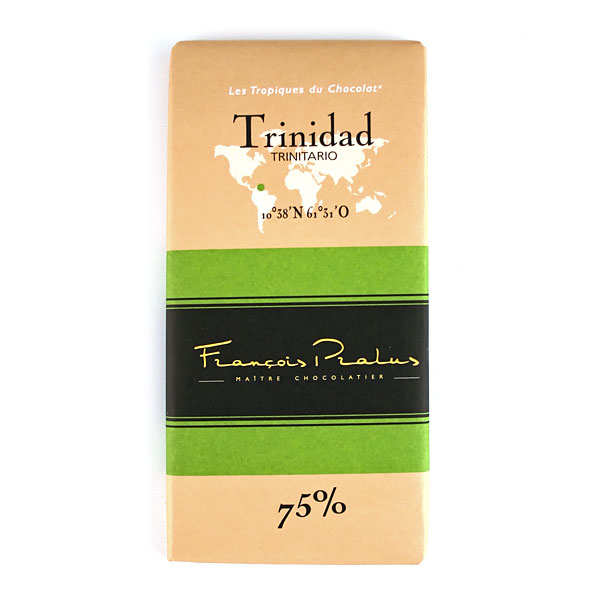Trinidad chocolate bar