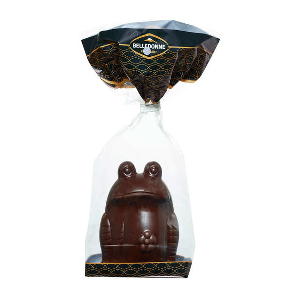 Organic Dark Chocolate Frog
