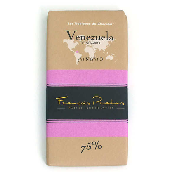 Venezuelan Chocolate Bar - Pralus
