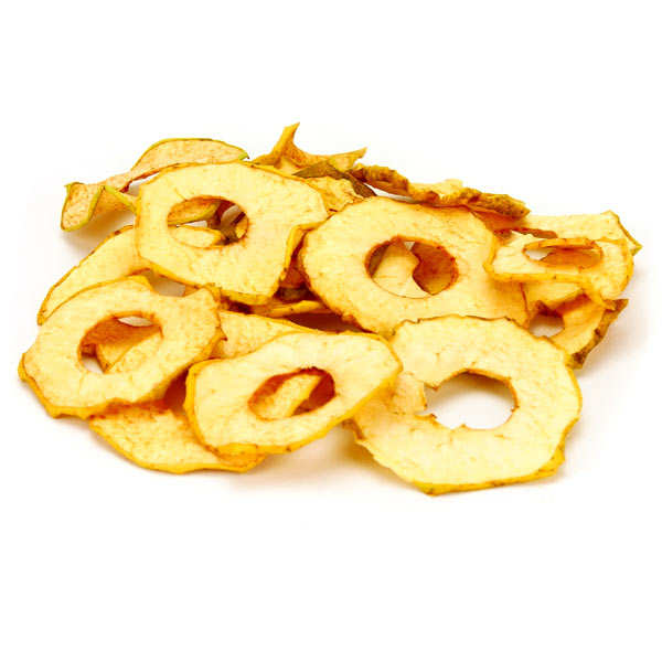 Organic and Dehydrated Apple