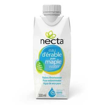 Necta - Eau d'érable bio