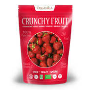 Organica - Crunchy fruit - Organic Freeze-Dried Strawberry