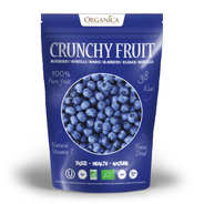 Organica - Crunchy fruit - myrtille sauvage lyophilisée bio
