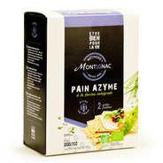 Michel Montignac - Pain azyme à la farine intégrale - Montignac