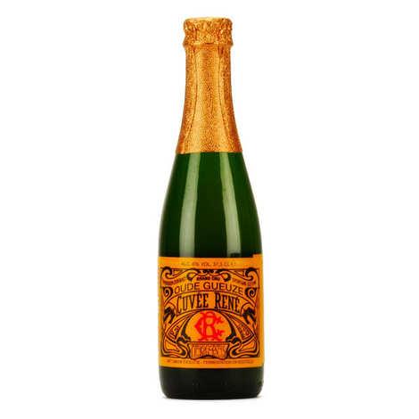Brasserie Lindemans - Oude Gueuze Cuvée René  - bière lambic belge 6%