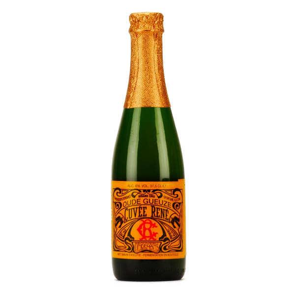 Oude Gueuze Cuvée René  - bière lambic belge 6%