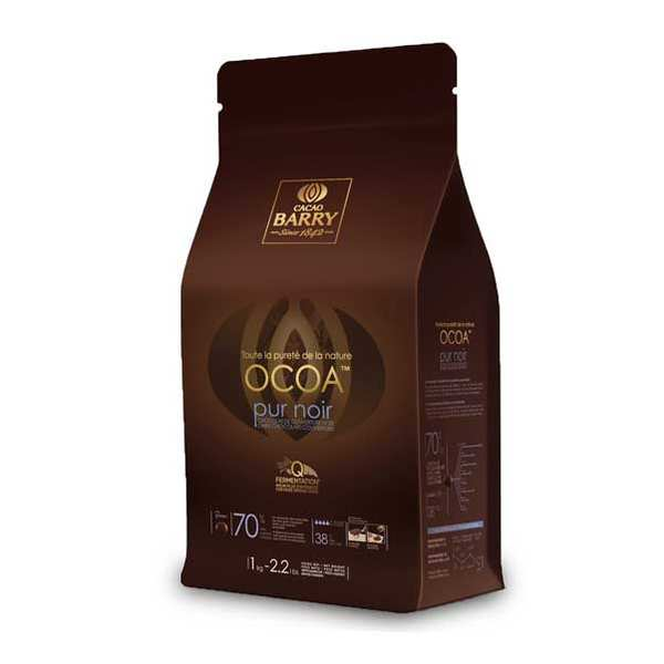 Ocoa™ Dark chocolate couverture 70%
