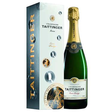 Taittinger Brut Prestige champagne