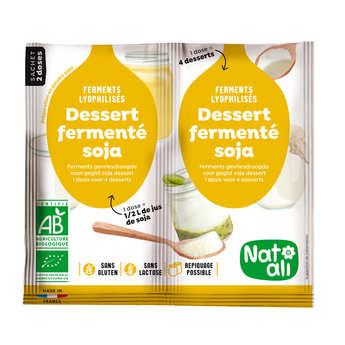 Nat-Ali - Organic Freeze-Dried Ferment for Soya Dessert