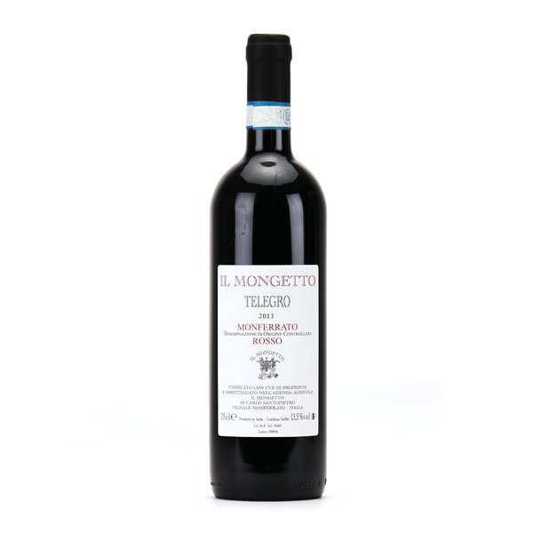 Il Mongetto Monferrato Rosso del Telegro - Red Wine