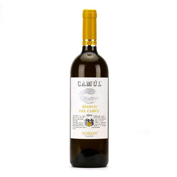 Bianco del camul de tonon (vin blanc italien) - 2014 - bouteille 75cl