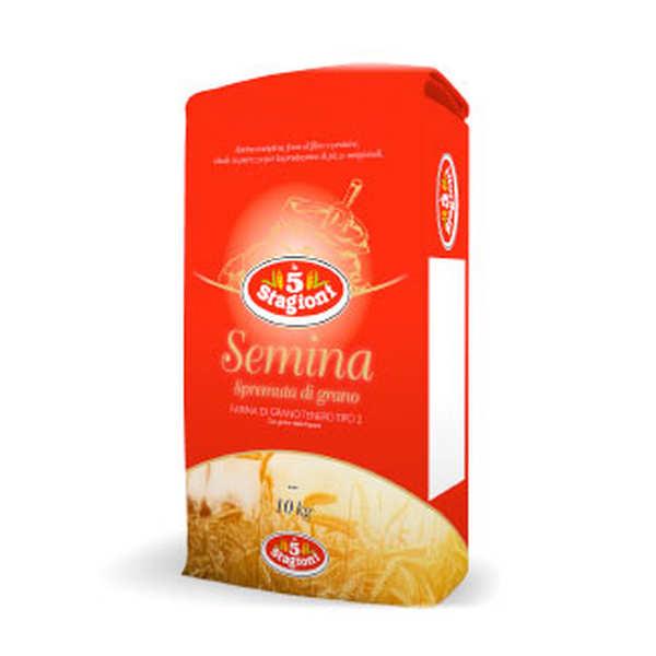 Professional flour Semina Rossa