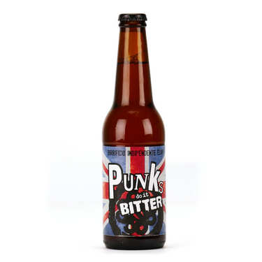 Punk do it bitter - Bière bitter d'Italie 4.3%
