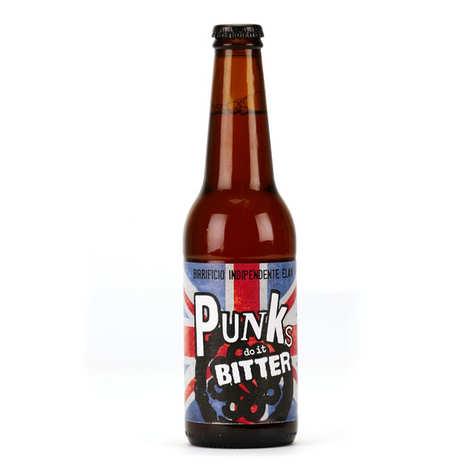 Birrificio Indipendente Elav - Punk do it bitter - Bière bitter d'Italie 4.3%