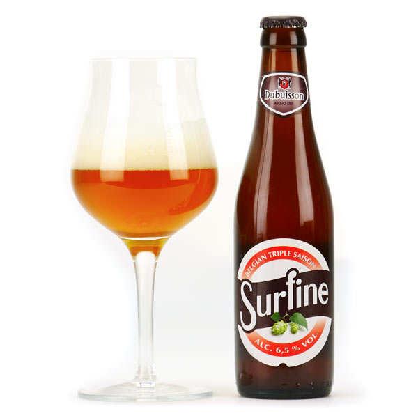 Surfine - Bière belge triple de saison 6.5%