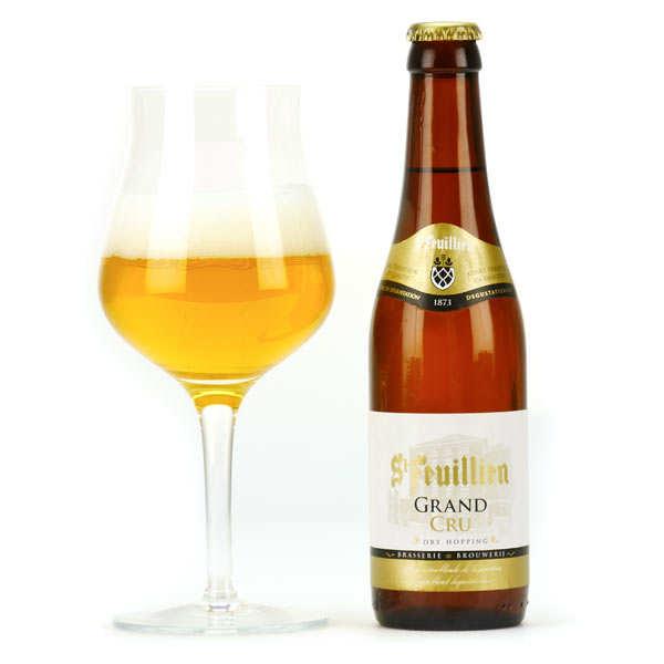 St Feuillien Grand Cru  - Belgian Extra Blond Beer 9.5%