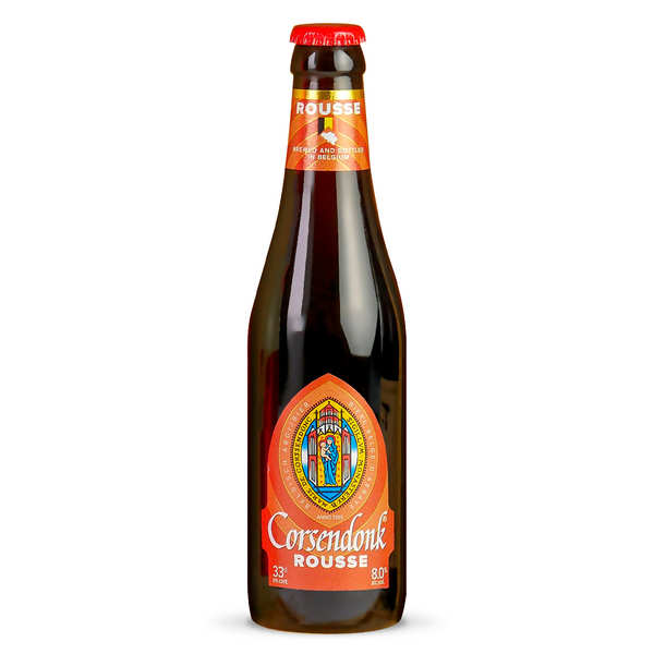 Corsendonk rousse - Bière belge 8%