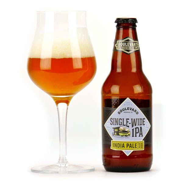 Single-Wide IPA - US Craft Beer 5.7%
