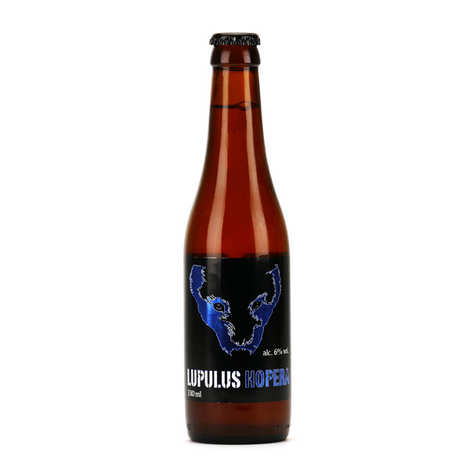 Brasserie les 3 Fourquets - Lupulus Hopera - Belgian Pale Ale Beer 6%