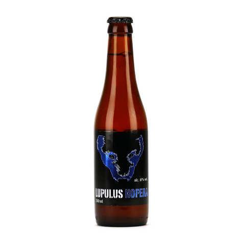 Brasserie les 3 Fourquets - Lupulus Hopera - Bière belge pale ale 6%