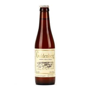 Brasserie De Ranke - Guldenberg - Bière blonde d'abbaye de Belgique 8%