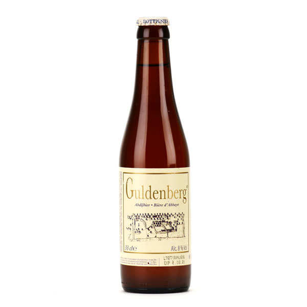 Guldenberg  - Belgian Beer from Abbey 8%