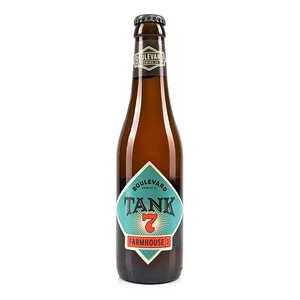 Boulevard Brewing company - Tank 7 farmhouse ale - Bière blonde des US 8.5%