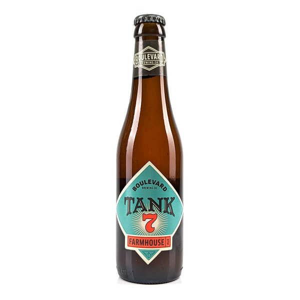 Tank 7 farmhouse ale - Bière blonde des US 8.5%