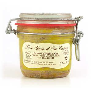 Michel Catusse - Foie gras d'oie entier du Lot
