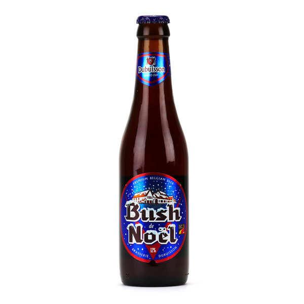 Bush Noël - Bière belge de Noël 12%