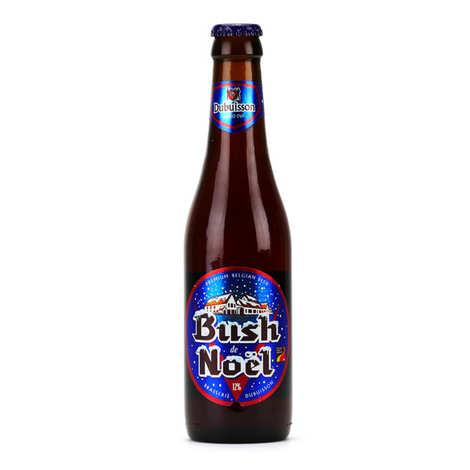 Brasserie Dubuisson - Bush de Noël - Bière belge de Noël 12%