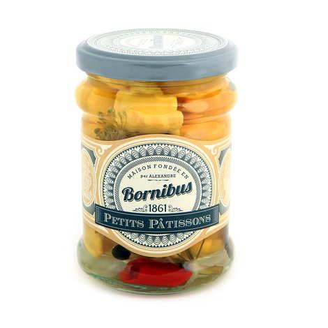 Bornibus - Petits pâtissons