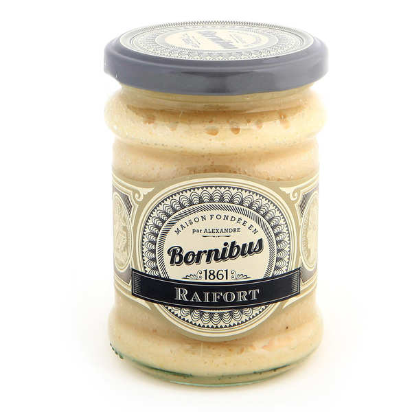 Horseradish - Condiment