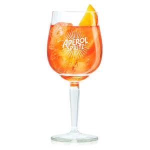 Apérol - Le verre à pied Apérol Spritz