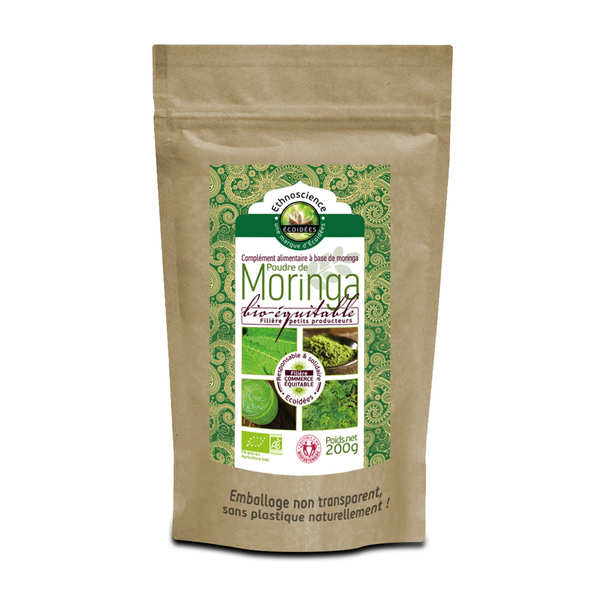 Moringa Organic Powder