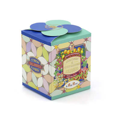 French Calissons d'Aix - Butterfly Box