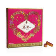 Le Roy René - Small Raspberry Calissons from Aix - Roy René