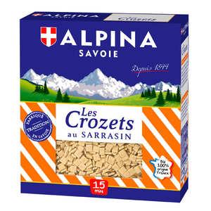 Alpina Savoie - Crozets au sarrasin