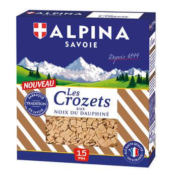 Alpina Savoie - Crozets aux noix du Dauphiné