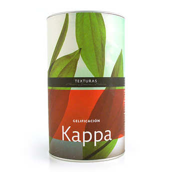 Texturas Ferran Adria - Kappa Texturas - Kappa Carrageenan