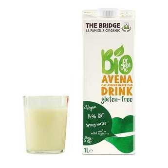 The Bridge Bio - Organic And Gluten-Free Oats Beverage