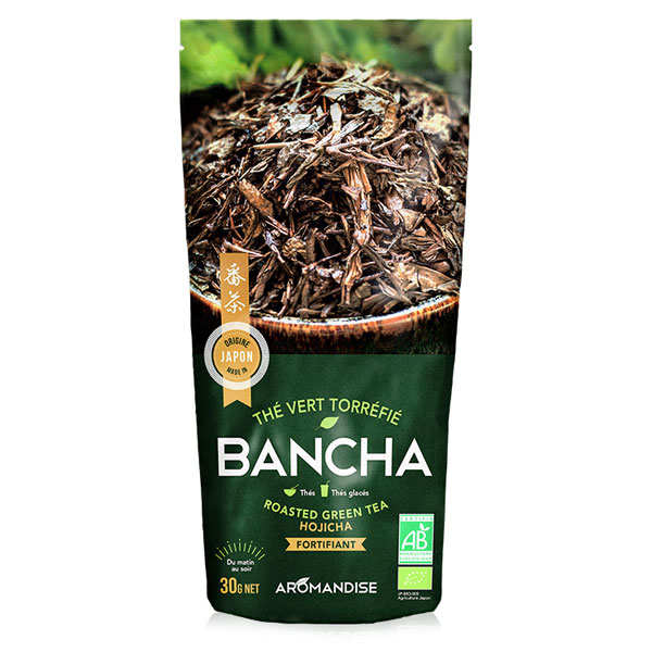 Organic Roasted Green Tea Bancha Hojicha