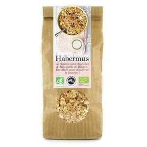Aromandise - Habermus - Hildegarde de Bingen Organic Muesli