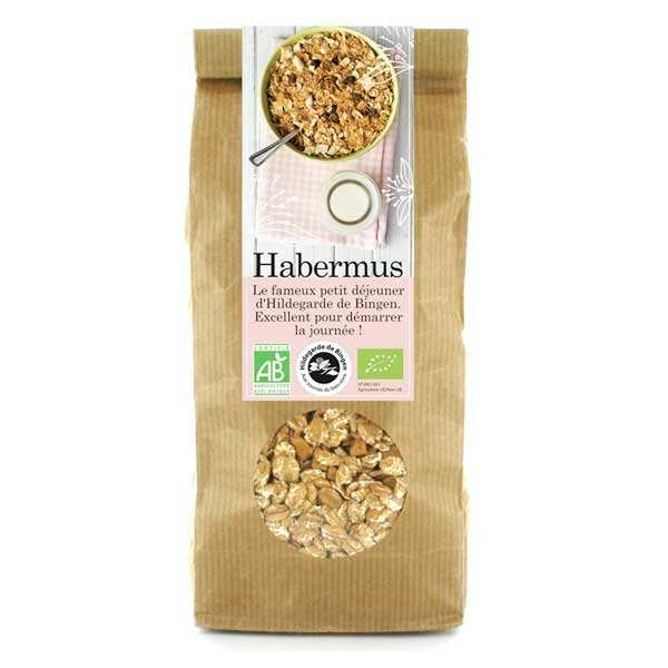 Habermus - Hildegarde de Bingen Organic Muesli