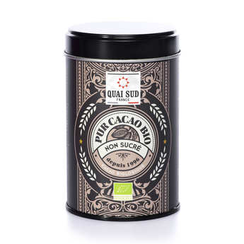 Quai Sud - Organic Pure Cocoa