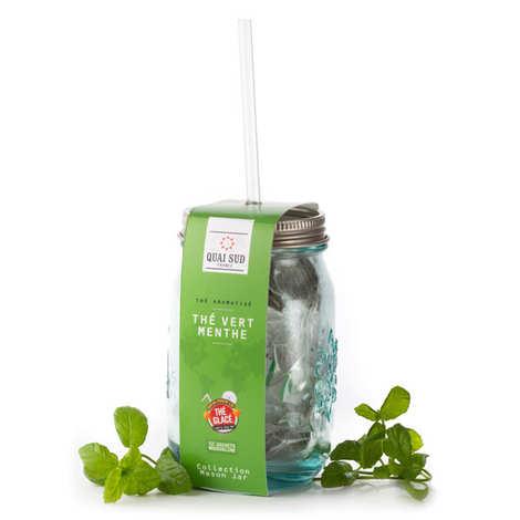 Quai Sud - Mint Green Tea