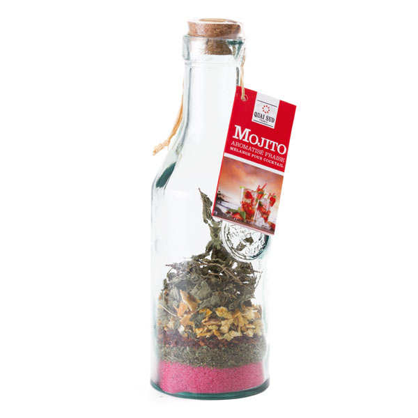 Strawberry Mojito Cocktail Mix In Carafe