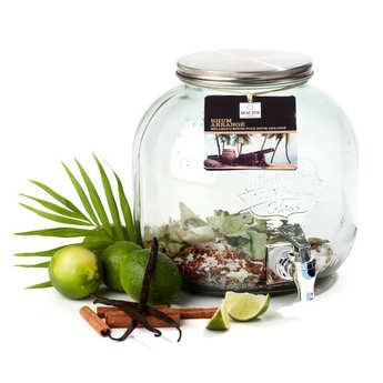 Quai Sud - Spiced Rum Dispenser