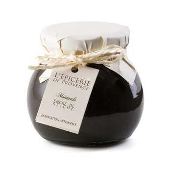 Epicerie de Provence - Moutarde à l'encre de seiche