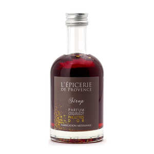 Epicerie de Provence - Poppy Syrup With Glitter